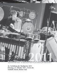 Vorankündigung Musikpreis 2011 [PDF] - Kiwanis