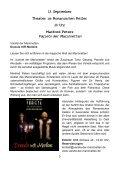 Souffleuse - Die Programmzeitschrift des Theaters im Romanischen Keller, Wintersemester 2014/15 - Seite 6