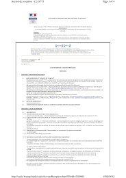 Page 1 of 4 Accusé de reception - 12-31773 15/02/2012 http://saisie ...