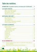 Des alternatives aux invasives - Page 2
