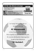 Sport Report - SV Hochdorf - Sonntag 07.09.2014 - Seite 3