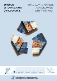 Télécharger le flyer en format pdf - Université de Fribourg