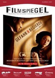 Ab 18. Oktober im Kino! - Essener Filmkunsttheater GmbH