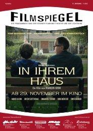 IN IHREM HAUS - Essener Filmkunsttheater GmbH