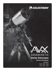 Advanced VX Manual - First Light Optics