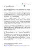 Spielzeit 2013/2014 - Hamburg Ballett - Page 2