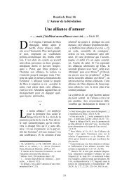 14 Une alliance d'amour - archives adventistes
