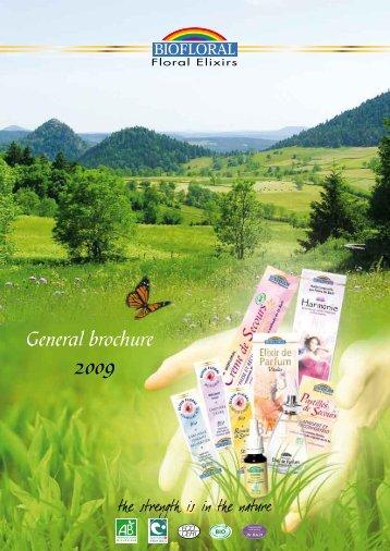 General brochure - Biofloral