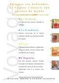Le Cognac et les Saveurs du Monde - Page 3