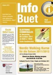 Nordic Walking Kurse - Remich