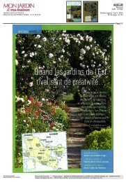 22 juillet 2009 - Mon Jardin & ma maison - MuSées de Sarreguemines