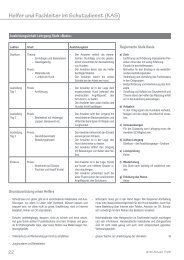 Einleitung und Struktur der Ausbildung Stufe Basis - WUSV