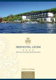 Bankettmappe 23112012.qxp - Seehotel Leoni