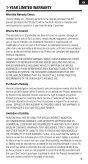SPMA9590 Aircraft Telemetry High-Current Sensor User ... - Spektrum - Page 5