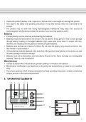 Operating instructions Instrucciones de uso Mode ... - RCLogger.Com - Page 7