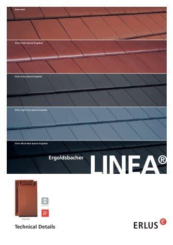 Ergoldsbacher Linea - Erlus AG