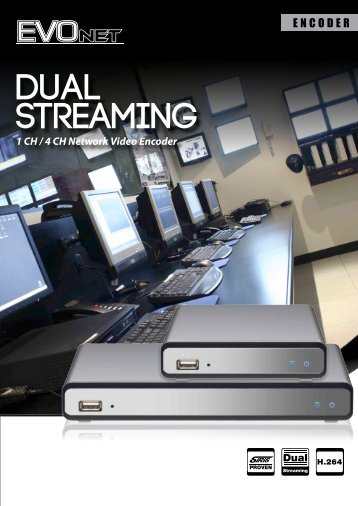 Dual STREAMING