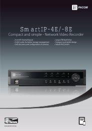 SmartIP-4E/-8E