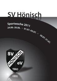 SV Hönisch von 1960 eV