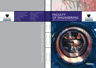www.engineering.auckland.ac.nz faculty of engineering