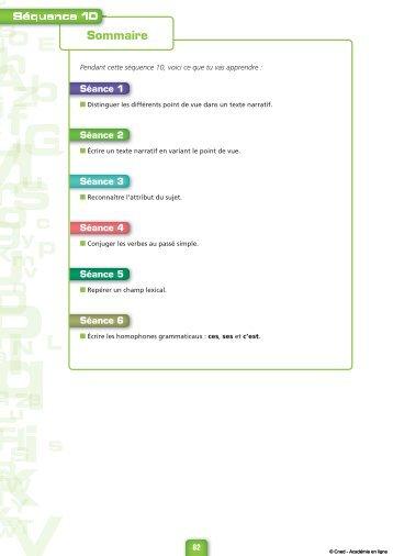 Etudier les points de vue dans un texte - Académie en ligne