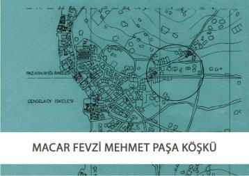 Macar Fevzi Mehmet Paşa Köşkü