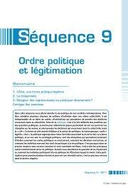 Séquence 9 - Académie en ligne