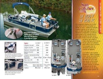 Brochure bateaux G3 (partie 2) - aqua services