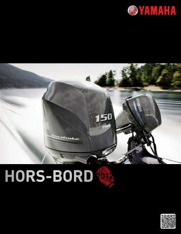 catalogue yamaha hors bord - aqua services