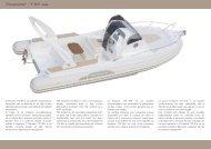 Il Tempest 770 WA è un battello rivoluzionario concepito con la ...