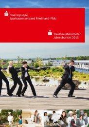 Jahresbericht 2013 - Sparkassenverband Rheinland-Pfalz