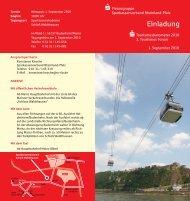 Einladung - Sparkassenverband Rheinland-Pfalz