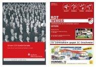 Ausgabe 6, Saison 2009/2010 - SV Schmieheim