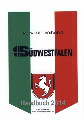 Handbuch 2014 - Schwimm-Verband Südwestfalen e.V.