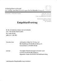 Entgelttarifvertrag des Landes Berlin ab 1.7.2011 (PDF