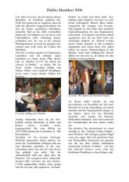 Dublin Marathon Bericht von Edmund Salz als Pdf ... - SV Windhagen