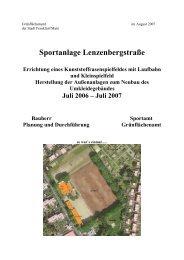 Den Ablaufplan könnt Ihr hier downloaden (10,0 MB) - SV Zeilsheim