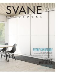 Se Svane Skydedørskatalog som PDF - Svane Køkkenet