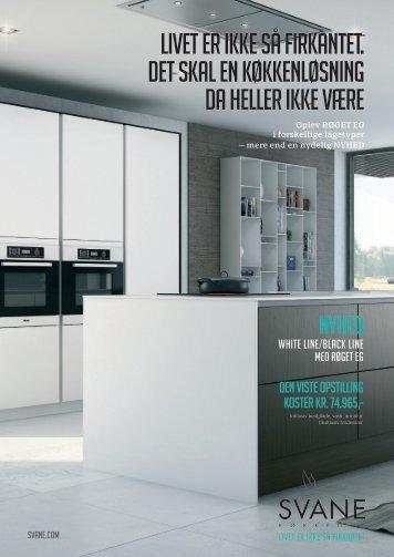 pdf version her - Svane Køkkenet