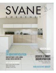 Se magasinet her mens du venter - Svane Køkkenet