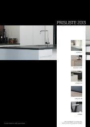 download pdf med bordplader - Svane Køkkenet