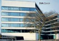 Wegbeschreibung - SVA Zürich