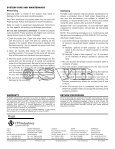 Manual: FLOJET Triplex Druckwasserpumpe, at www.SVB.de - Page 4