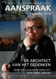 Aanspraak december 2010 (pdf, 3.22 MB) - Svb