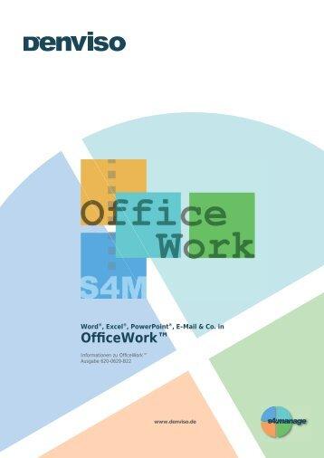 OfficeWork™ - DESYS