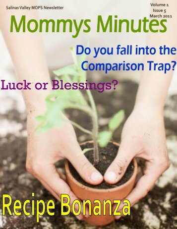 Do you fall into the Comparison Trap? Luck or Blessings?