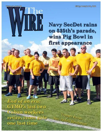 Issue 14 - United States Southern Command