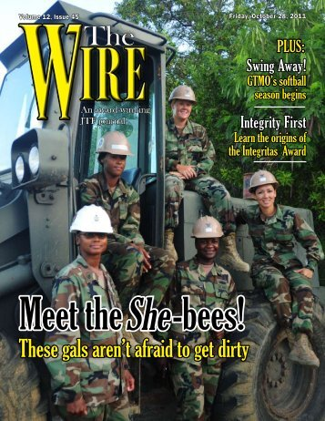 Meet The -bees! - United States Southern Command
