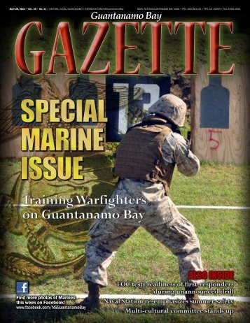 Guantanamo Bay Gazette - United States Southern Command