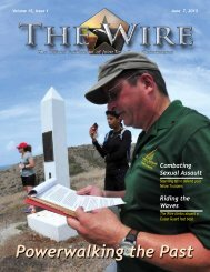 Issue 01 - United States Southern Command